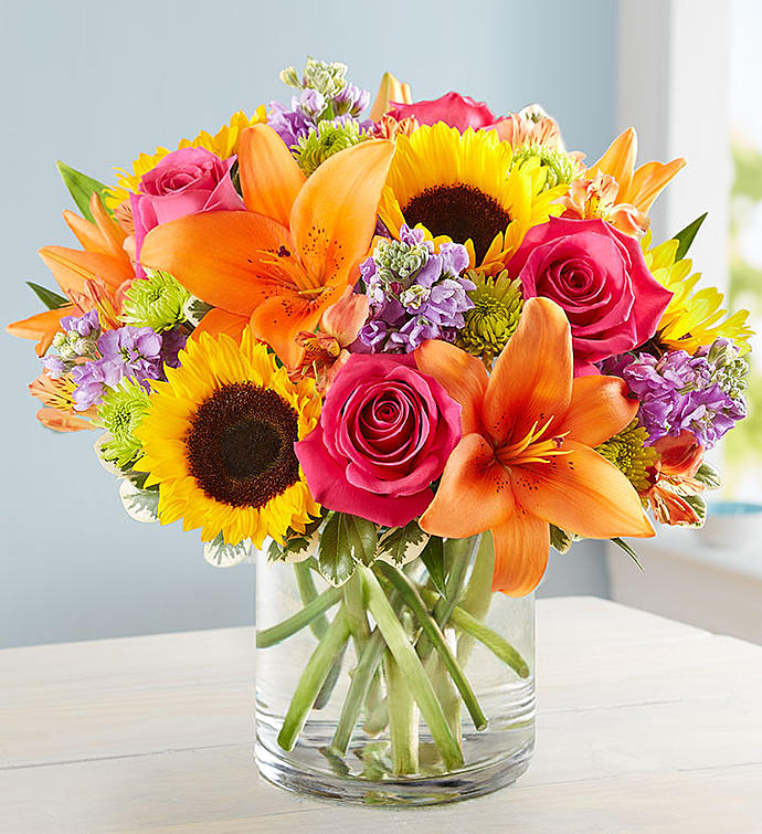 bright as can be bouquet xavier s florist